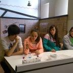 """Actividad """"Doctor ADN"""" en el  Museo de la Ciencia"""