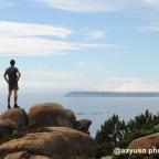 """Rutas por """"terras galegas"""": Monte do Pindo, Costa da Morte."""
