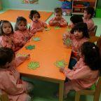 Fiesta de la primavera en la Escuela Infantil