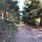 """Ruta por El Espinar (i): Subida a """"Tres Provincias"""""""