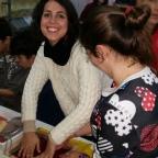 Diario de Viernoles  (v): haciendo papel reciclado
