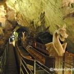 Hautes Pyrenees (i): Cuevas de Bétharram.