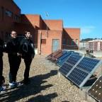 Visita al Laboratorio de Energías Renovables