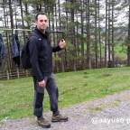 Subida al Monte Txindoki