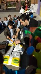 TALLERES DE HUERTO ESCOLAR EN EDUCACIÓN INFANTIL