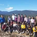 """""""Mejoramos nuestro entorno"""" en los montes de Valsaín."""