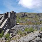 Ruta hasta la presa rota del Cañon del Tera