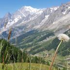 Rutas por los Alpes (vi): cruzando a los Alpes italianos.