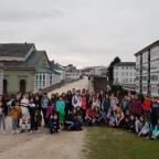 """Programa """"Rutas científicas, artísticas y literarias"""" (ii): Paseo por Las Médulas y visita a Lugo"""