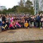 """Programa """"Rutas científicas, artísticas y literarias"""" (iv): Camino de Santiago de Compostela."""