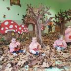 Semana del otoño en la Escuela Infantil