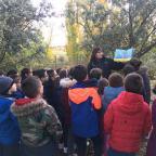 Visita al PRAE de Valladolid