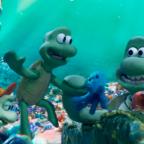 """""""El viaje de las tortugas: nuestros océanos están en peligro"""""""