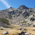 Laguna de los Caballeros en Gredos