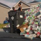 Humanity's Impact – How many plastic bottles do we produce?