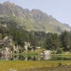 Rutas por Pirineos (ii): Lagos de Colomers